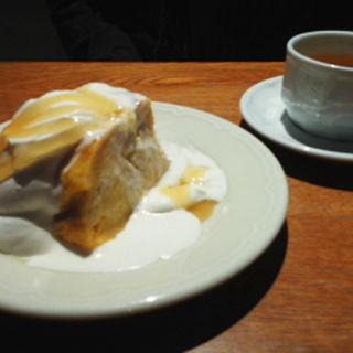 フレンチトーストパンケーキ(nil cafe)