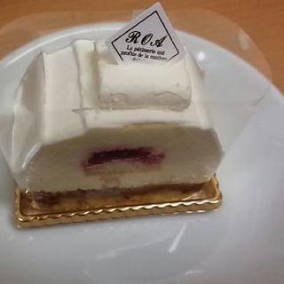 レアチーズケーキ((株)大麦工房ロア)