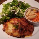 熟成牛のトマト煮込みグラタンランチ(ビストロ 熟肉 (なれにく))