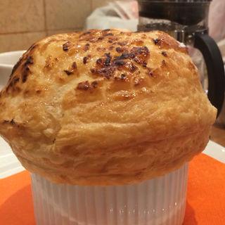 焼き立てアップルパイ(ラ テラス カフェ エ デセール (La Terrasse Cafe et dessert))