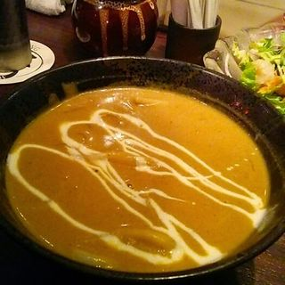 熟成カレーうどん      (斬 (ザン))