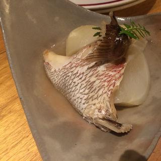 鯛の酒蒸し(がんこ 京都駅ビル店 )