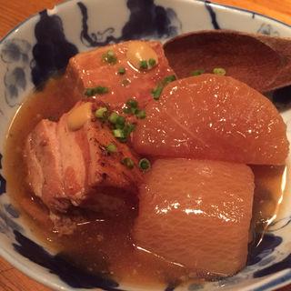 豚の角煮(酒膳屋 moon (しゅぜんやむーん))