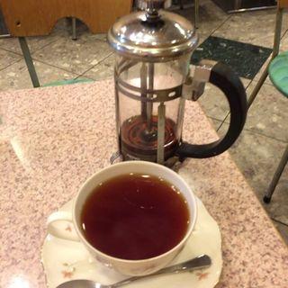 紅茶(喫茶モンブラン )