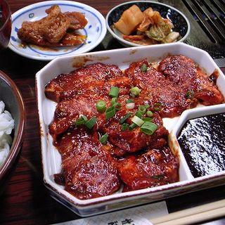 焼肉定食(ことぶき )