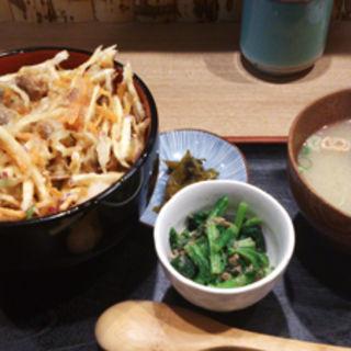 かきあげ丼(いけまさ亭 (いけまさてい))