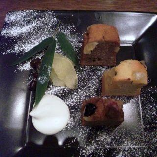 パウンドケーキのセット(CHAIMON)