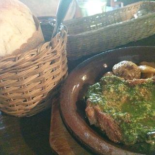 日替りチキンセット(Restaurant Chez Noix 高井田本店 (レストラン シェノワ))