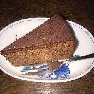 ガトーショコラ(cafe もうひとつの風景)