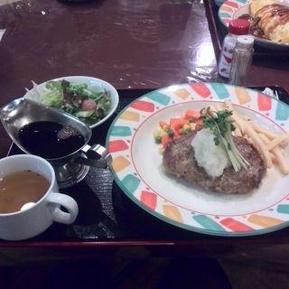 選べる1000円ディナー 和風ハンバーグ(はやしや )
