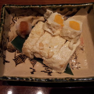 だし巻き玉子(入母屋銀座グラッセ店)