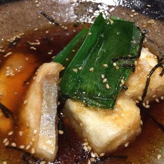 白身魚と豆腐の揚げ出し(はながこい 渋谷本店 )