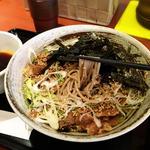 ラー油蕎麦(MATuNo屋(まつのや))