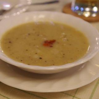 本日のスープ(AKDENIZ (【旧店名:トルコ料理レストラン DENIZ】))