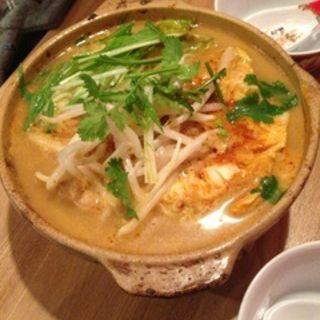 トムヤムクン鍋(ムビリンゴ )