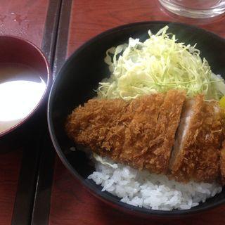 ロースカツ丼(タウン )