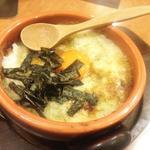 トロロ芋チーズ焼