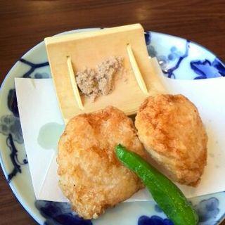 海老しんじょう揚げ(和食 瑞花 アトレ店 (みずか))
