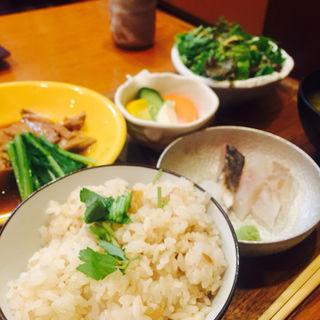 鯛飯ランチ(尾辰 )
