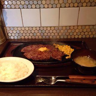 ビッグステーキ240g(すてーき亭 中野店)