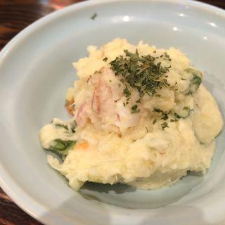 自慢のポテトサラダ(京都ハナビ )