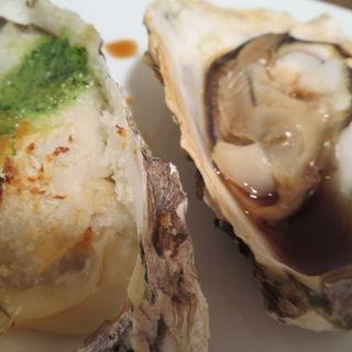 オーブン、蒸し牡蠣(各)(ガブリ (GABURI))