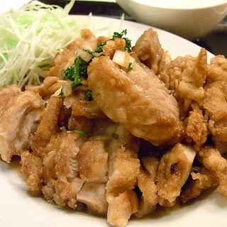 鶏モモ肉の衣揚げ(御膳房 (ゴゼンボウ))