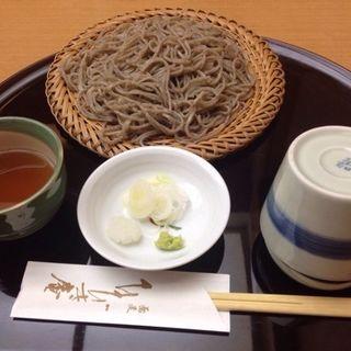 粗挽きせいろ(蕎麦 ひびき庵 (ひびきあん))