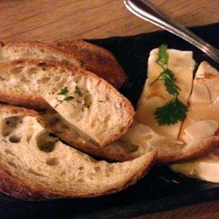 チーズ豆腐&トースト(青山 ゑびす堂 (えびす堂 えびすどう))