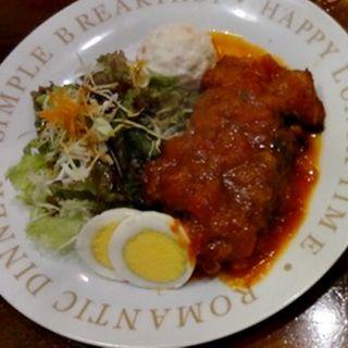 メキシカンチキン定食(J's Diner (ジェイズ ダイナー))