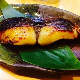 鰆の西京焼き(海鮮居酒屋 さん喜ち (さん㐂ち))