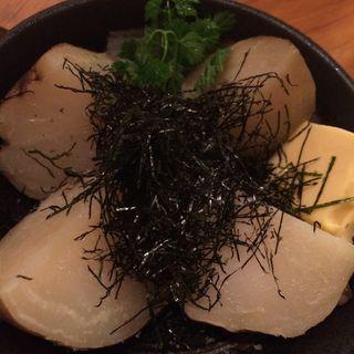 八雲じゃがバター(ご当地酒場北海道八雲町)