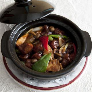 スペアリブの醤油煮(孔子膳堂 (コウシゼンドウ))