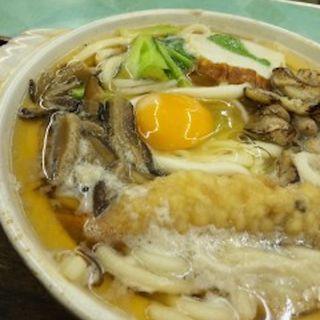 鍋焼きうどん(常盤 )
