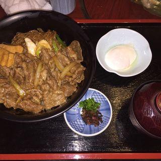 大名牛丼(浅草・今半別館)