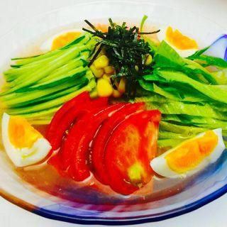 梅冷麺(中華料理 福州 (フクシュウ))