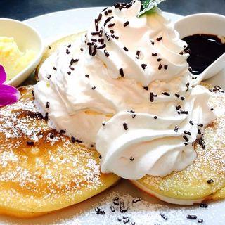 チョコクリーム(カフェ バニヤン (Cafe Banyan))