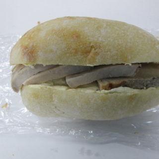 ローストポークとクリームチーズ(ル・プチメック 御池 (Le Petit Mec))