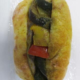焼き野菜と仔羊(ル・プチメック 御池 (Le Petit Mec))