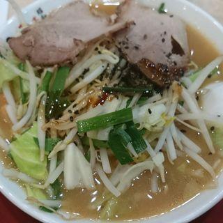 野菜ラーメン(小)(ラーメン横綱 柏原店 )