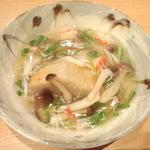 海老芋蟹あんかけ