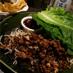 California Lettuce Wraps カリフォルニア・レタスラップ
