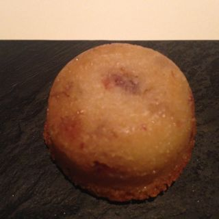 アプリコットの焼き菓子(アンティカ・オステリア・デル・ポンテ )