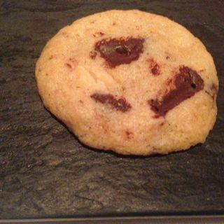 チョコチップクッキー(アンティカ・オステリア・デル・ポンテ )