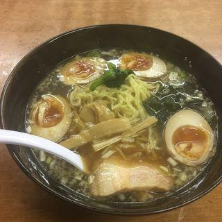 ラーメン煮玉子(康楽 )