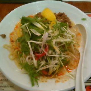 冷し白担々麺(陳麻家 西新宿店 (チンマーヤ))