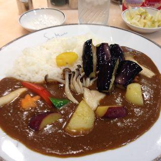 季節の野菜のカレー(サンマルコ 京都伊勢丹店 )