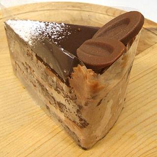 ミルクチョコレートケーキ(オー・ファン・パレ ルミネ荻窪店 (Au Fin Palet))