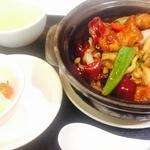中華土鍋ご飯