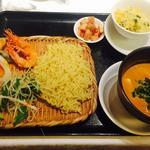 海老淡々つけ麺